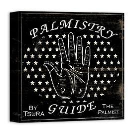 Palmistry Guide Wall Art