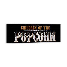Children of the Popcorn Wall Art