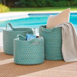 Mayfield Outdoor Storage Baskets
