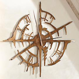 Gallatin Wall Clock