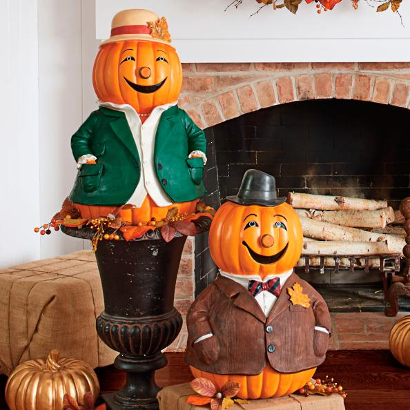 Scary Animated Halloween Decorations