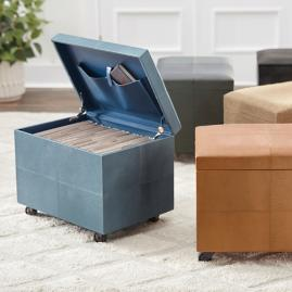Mobile File Ottomans |