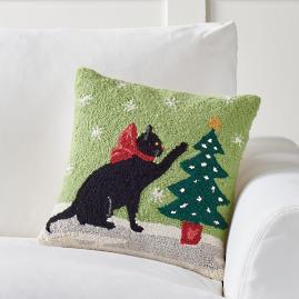 Christmas Companions Pillows, Chloe