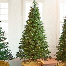 Natural Fraser Fir Artificial Christmas Tree