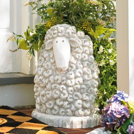 Standing Sheep Planter
