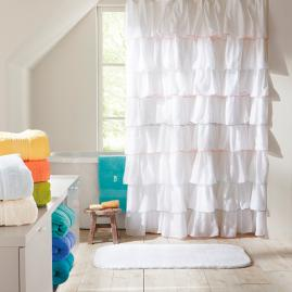 Frill Shower Curtain