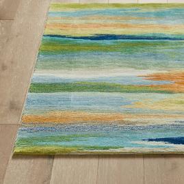 Watercolor Indoor Rug