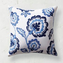 Chelsea Floral Decorative Pillow