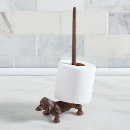 Dog Paper Holder