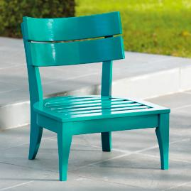 Cici Lounge Chair Frame