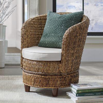 Cyprus Swivel Chair Grandin Road