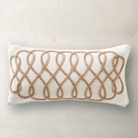 Charleston Rope Pillow