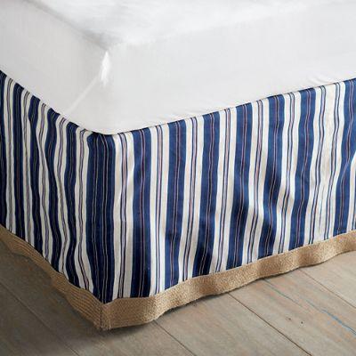 Charleston Bed Skirt Grandin Road