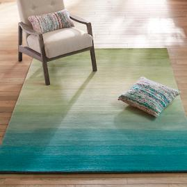 Horizons After the Rain Area Rug