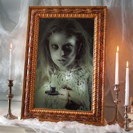 Animated Haunted Mirror |