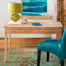 Linden Oak Desk