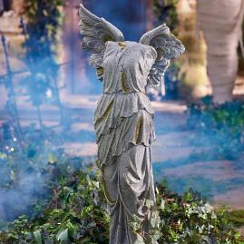 Winged Lady Statue