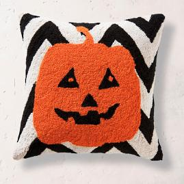 Halloween Pumpkin Hook Pillow