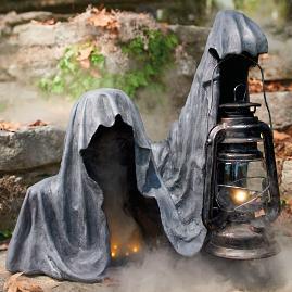 Ground Reaper Statue