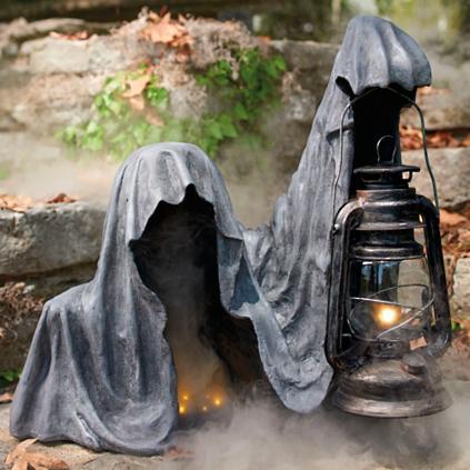 Ground Reaper Statue | Grandin Road