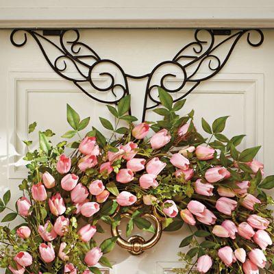 Adjustable Wreath Hanger Grandin Road