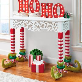 Elf Table Leg Covers