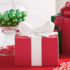 Red Small Present