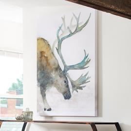 Woodland Friends II Wall Art