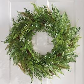 Garden Vine Wreath