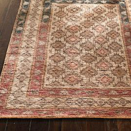Emmett Rust Indoor Rug |