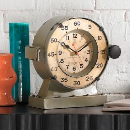Arturo Table Clock