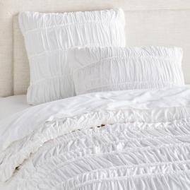 Ruched Bedding Collection