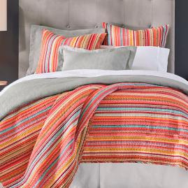 McKinley Quilt and Shams
