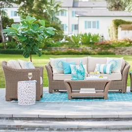 Westbrook Outdoor Seating Collection