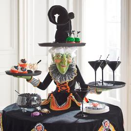 katherines collection witch tabletop server