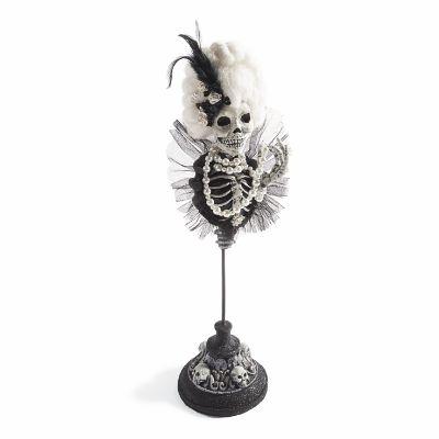 Katherine S Collection Women S Skull Bust Grandin Road
