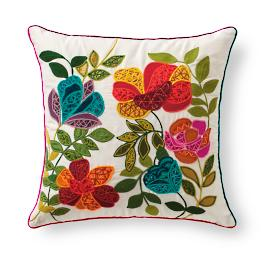 Berkley Floral Pillow Collection