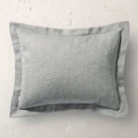 Tumble Matelasse Pillow Sham
