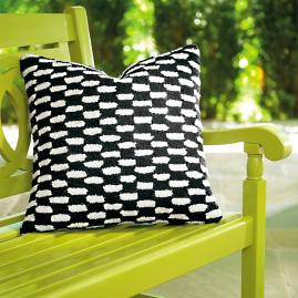 Chad Outdoor Throw Pillow