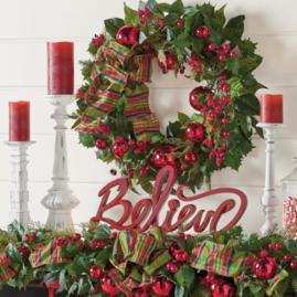 McFarland Wreath