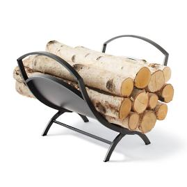 Sydney Folding Log Holder