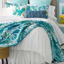 Embroidered Bedding Collection