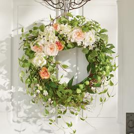 Spring Morning Wreath