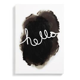 Hello Canvas