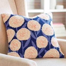 Macie Zinnia Pillow