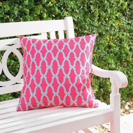 Charleston Ashley Outdoor Pillow
