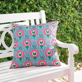 Charleston Edisto Outdoor Pillow |
