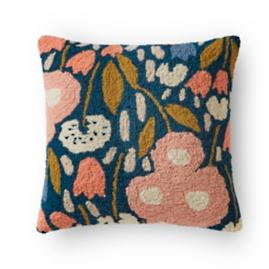 Fleur Hook Pink Multi Pillow
