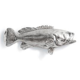 Bass Fish Sculpture