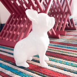 Bitsy Dog Statue